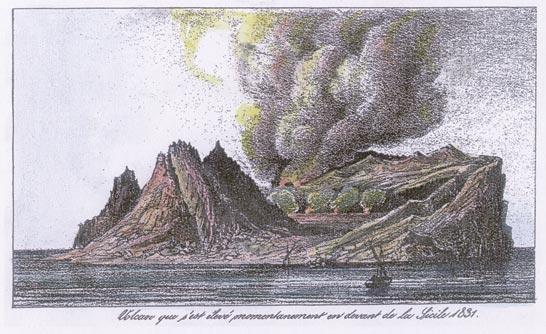 Ferdinandea Island