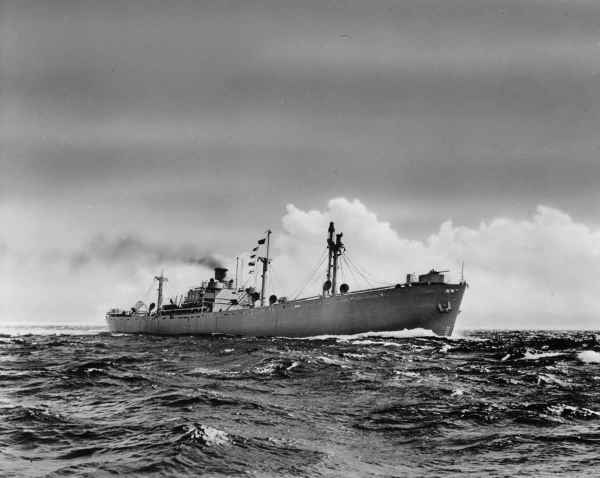 A Liberty Ship