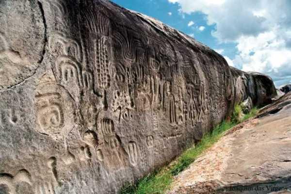 The Ingá Stone